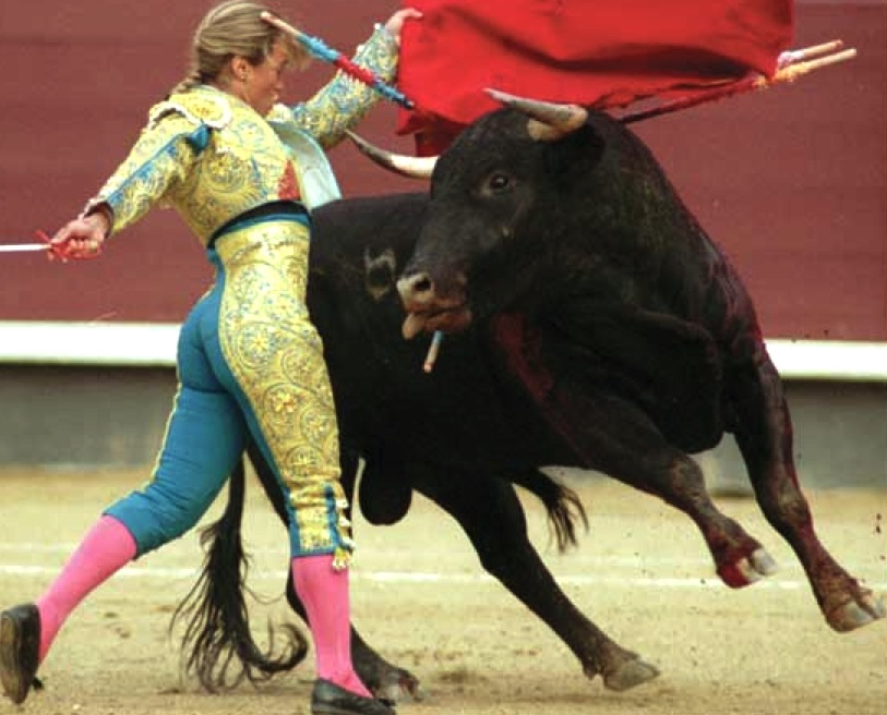 Cristina_SanchezBullfighter