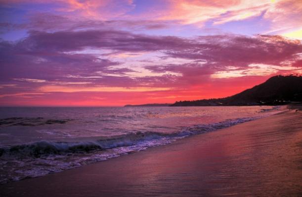 Malibu_sunset