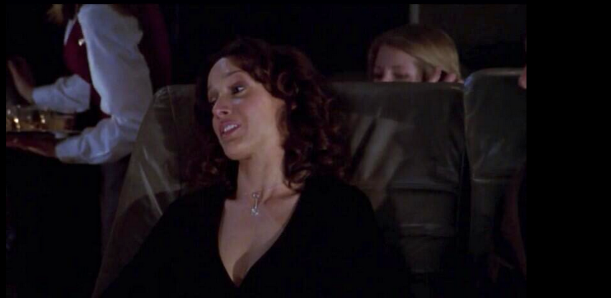Bette_Agent Porter AIRPLANE seat