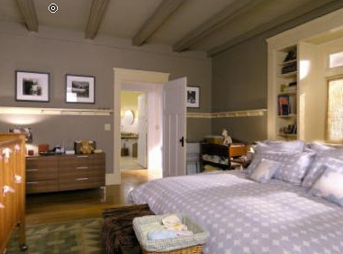 Bette & Tina's Remodeled bedroom