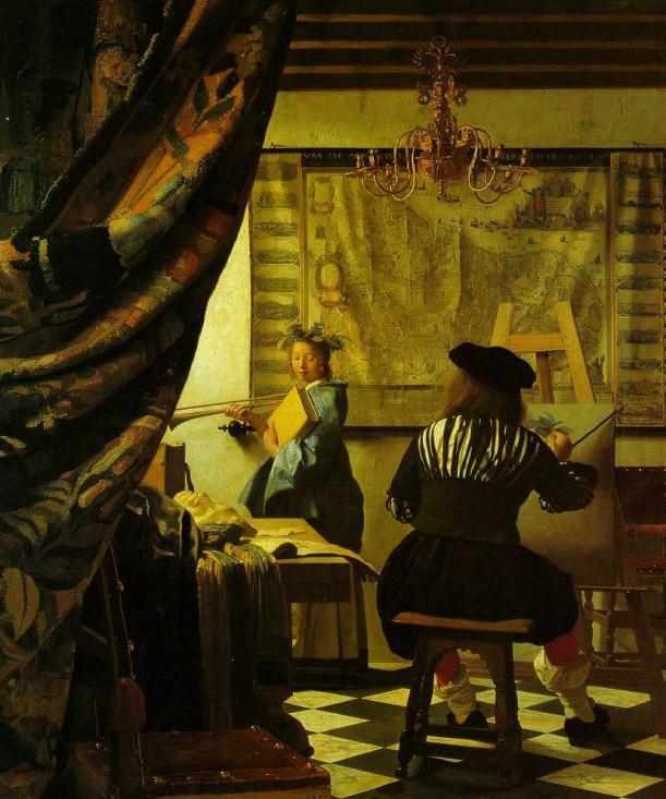Gambino Art Vermeer heist