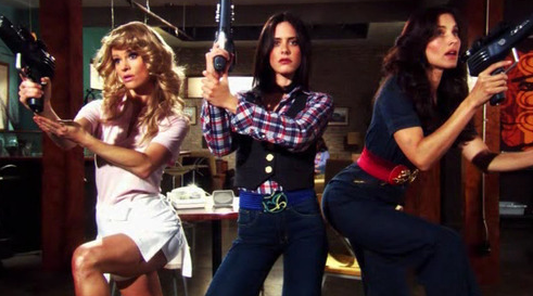 Charlie's Angels spoof