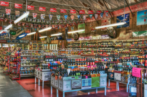 Malibu_;iquor store