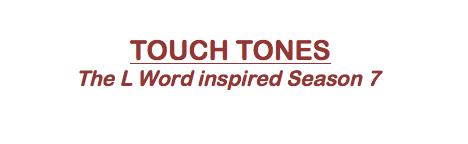 Title image Touch Tones