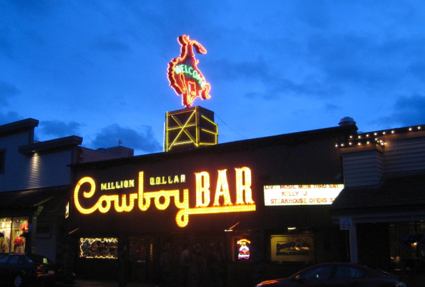 dallas steakhouse cowboy bar