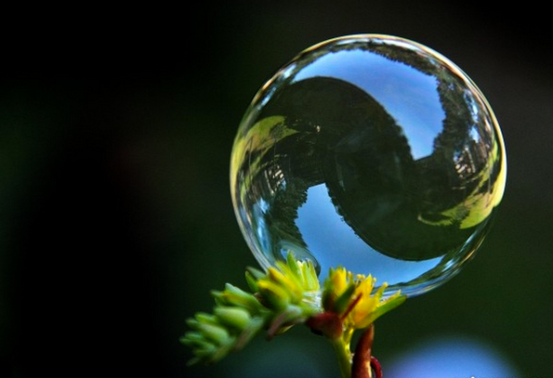 Soap bubble - Secrets story